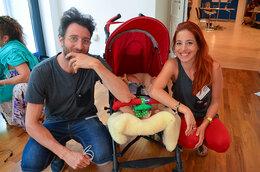 Daniel und Corinne Rietmann, GummiLove