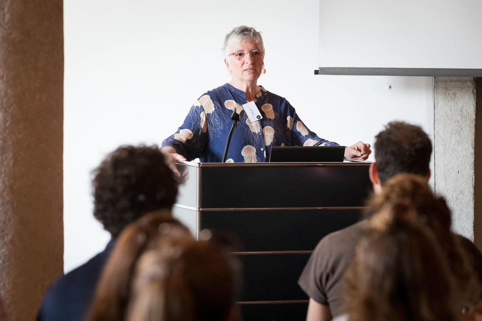 Dr. phil. Heidi Simoni, Institutsleiterin, Marie Meierhofer Institut für das Kind