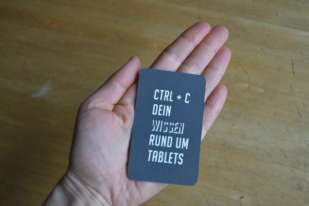 """Jugend """"CRTL + C"""" (Vorderseite)"""